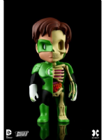 XXRAY DC Justice League of America 05 Green Lantern Dissected Vinyl Art Figure